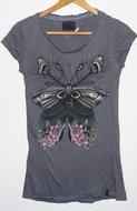 Vintage-t-shirt-met-print